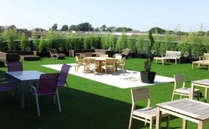 Artificial grass installers for Corporate Businesses in Bristol - Artificial Grass Installations